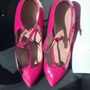 GUCCI shoes 37 1/2